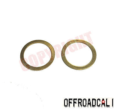 New Breakaway Shear Ring Repair Kit For Vst Vsta Evr Sbk Sbka Brass Two 2pcs Kt