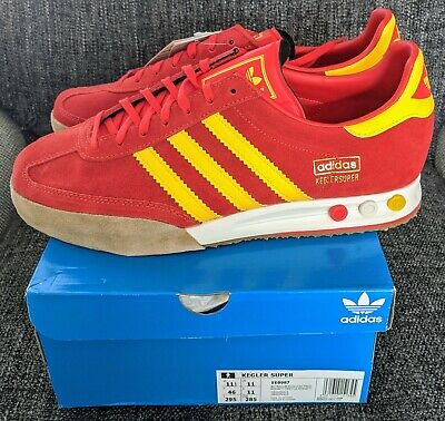 ADIDAS KEGLER SUPER (UK 11) - GENUINE - Brand New In Box