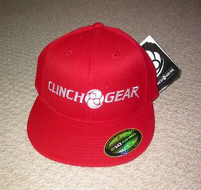 CLINCH GEAR BASEBALL CAP HAT FITTED XL MMA BJJ JIU JITSU KICK BOXING GYM UFC NEW