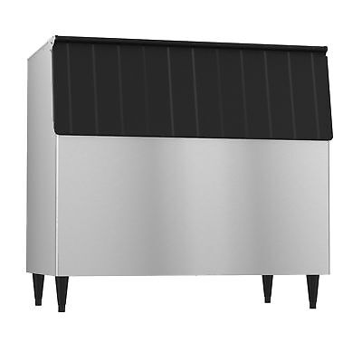 Hoshizaki B-800sf 48 W Ice Storage Bin - Stainless Steel Exterior