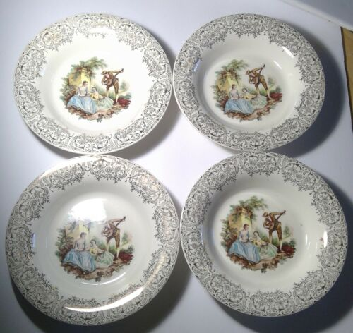 1940s Vintage American Limoges IT-S 284 China D