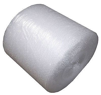 "QUALITY BRANDED 20"" 500 mm 500mm x 100 M Bubble Wrap Small Bubble 100M !*"