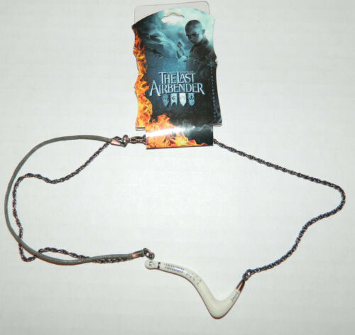 NWT THE LAST AIRBENDER Sokkas Boom NECKLACE* No Longer Made NEW