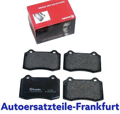 Brembo P24073 Brake Pads Front Ford Focus (Daw, Dbw ) Rs 215 HP