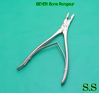 Beyer Bone Rongeur Surgical Oral Ent Dental Instruments