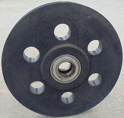 Unknown Sheave Pulley Nylon 24 Thickness 2 12 Groove 1 Bore 3