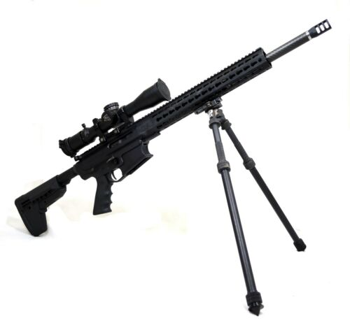 """Atlas / Ckye Pod Bipod Quick Disconnect kit with 12"""" Extensions"""