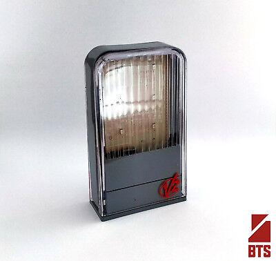 Designer Blinkleuchte V2 Lumos 24- 230V ,Warnleuchte, Blinklampe Torantrieb