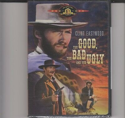 The Good  The Bad And The Ugly  Dvd  1998