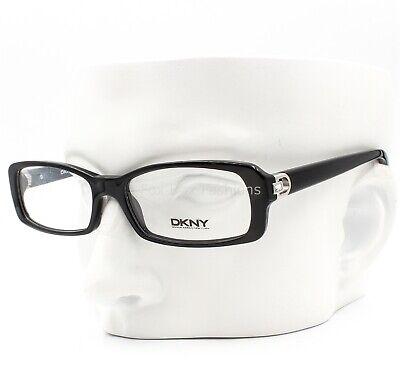 Dkny DY 4610-B 3001 Eyeglasses Frames Glasses Polished Black 53-16-135