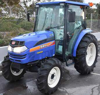 ISEKI TG5570 60HP CAB TRACTOR - BONUS STD LOADER INCLUDED Aldinga Beach Morphett Vale Area Preview