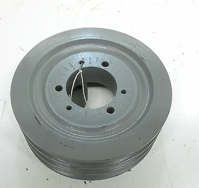 3 Groove Pulley Sheave3b62sd 6.55 Od 1-1316 Bore