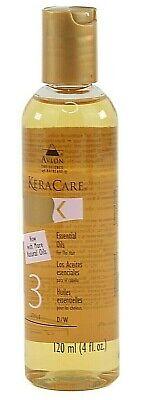 Avlon KeraCare Essential Oils 3 Moisturising Natural Hair Treatment 120ml/4oz