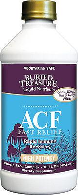 Buried Treasure ACF Advanced Immune Response with Vitamin C Elderberry  Buried Treasure Vitamin C Vitamins