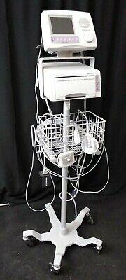 Analogic Fetalgard Lite Fetal Monitor Recorder Software Cart