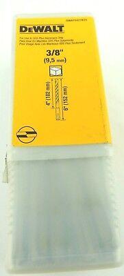 Dewalt Dwaf5427b25 38 X 4 X 6 Sds Plus Rotary Hammer Drill Bits 25 Pack
