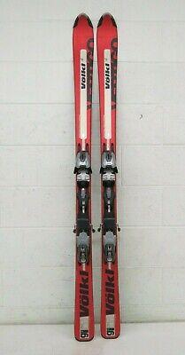 Volkl Vertigo G3 Skis 170 CM | With Salomon S912 Bindings