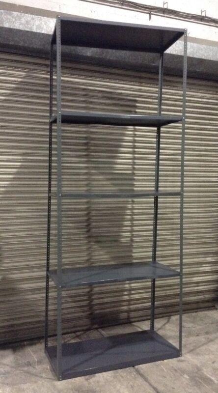 Industrial Shelves 5 Shelves 48 X 24
