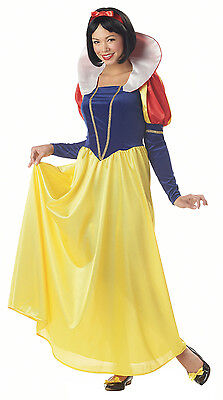 Adult Sexy Princess Snow White Costume ](Snow White Adult Costume)