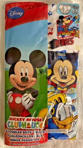 Disney Mickey Mouse Toddler Boys