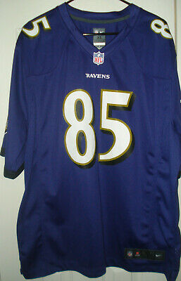 New Mens Baltimore Ravens Nike NFL On Field Football Jersey Pop Pop Size XL Baltimore Ravens Field Football