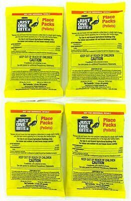 Farnam Just One Bite II Pellet Place Pack 1.5 oz. 4-Pack