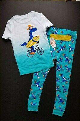Boys Toddler Pajamas (Wonder Nation Toddler Boys Pajamas Set Dinosaur)