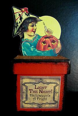 Ohio Wholesale Cardboard Halloween Candy Trinket Box Decoration - Halloween Decor Wholesale