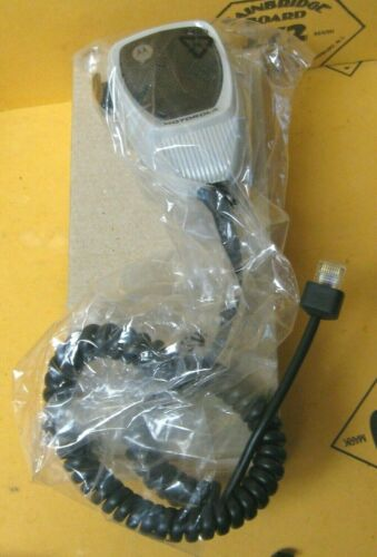 MOTOROLA HMN1056D COMPACT MICROPHONE NEW