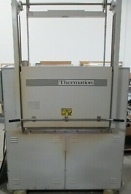 Thermation Industrial Forced Convection Chamber Oven 510f 12kw 1 Ph 480vac