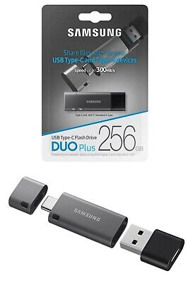 Memoria Pennetta USB Samsung DUO Plus USB Type-C / A Flash Drive...