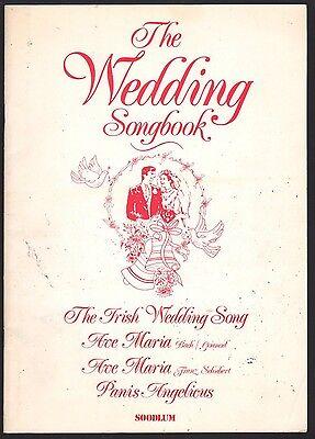 The Wedding Songbook Sheet Music