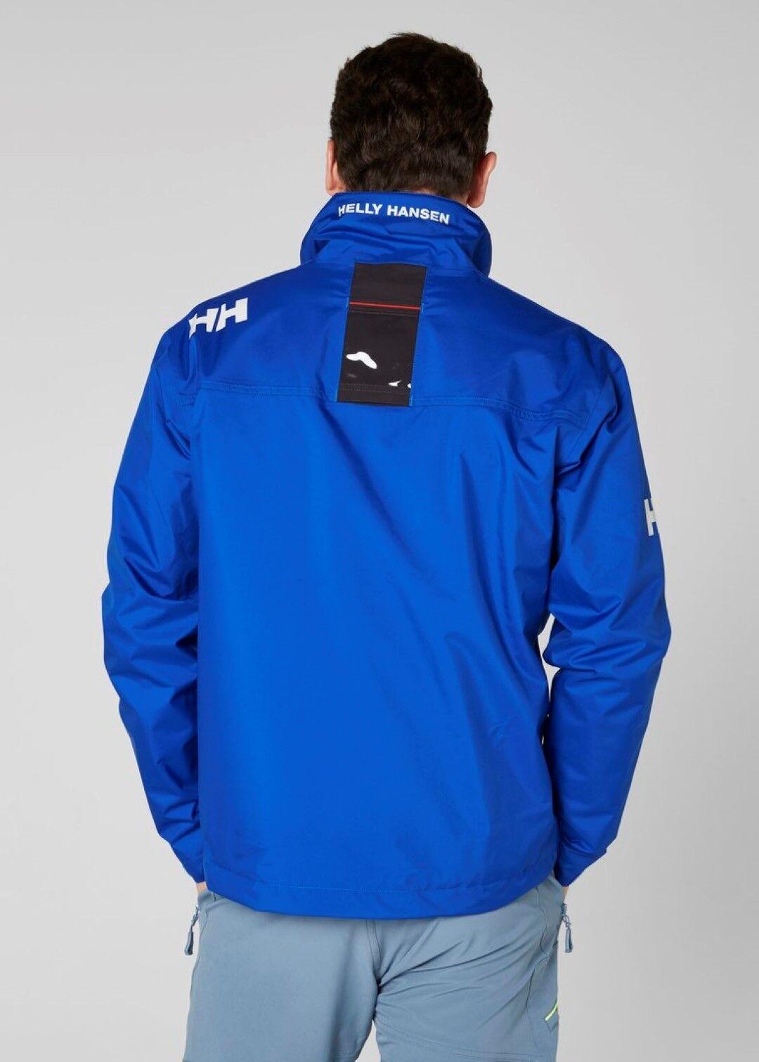 alennuskauppa kilpailukykyinen hinta muoti tyylejä Helly Hansen Crew Midlayer Jacket Olympian Blue 2xl