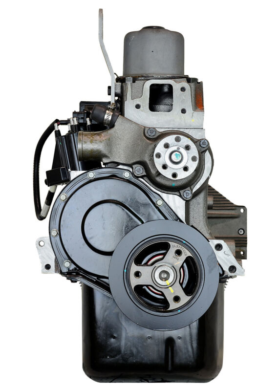 Gm 3.0l New Marine Remanufactured Engine