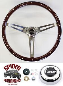 1968 Camaro steering wheel 15