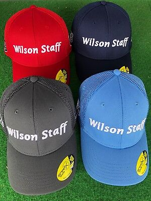 Direkte Mesh Cap (Wilson Tour Staff Mesh Cap 2018 (4 Farben) - NEU direkt aus dem Pro-Shop)