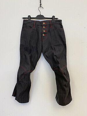 ⭕ 90s Vintage Christopher Nemeth 3D pants : avant garde shirt punk jacket