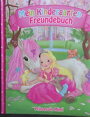 Mein Kindergarten-Freundebuch