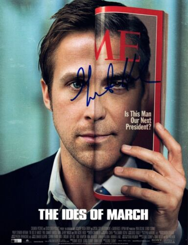 Grant Heslov Signed Autographed 8x10 Photo THE IDES OF MARCH COA VD
