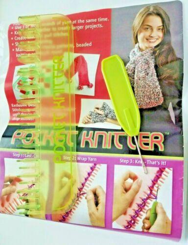 Pocket Knitter Set
