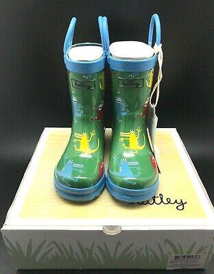 Hatley Monster Rubber Rain Boots