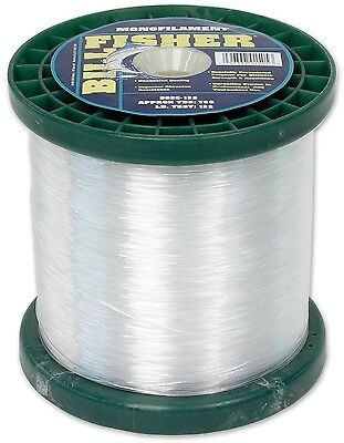 Billfisher Mono Fishing Line Clear 25 lb Test 1 Lb Approx 2700 Yds Spool SS1C-25