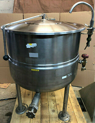Cleveland Kdl-40 Stainless Steel Steam Kettle - 40 Gallon