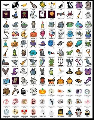 121 CLIPART HALLOWEEN  BUFFE HORROR VETTORIALI formato EPS SVG e anteprima PNG](Halloween Clipart Png)