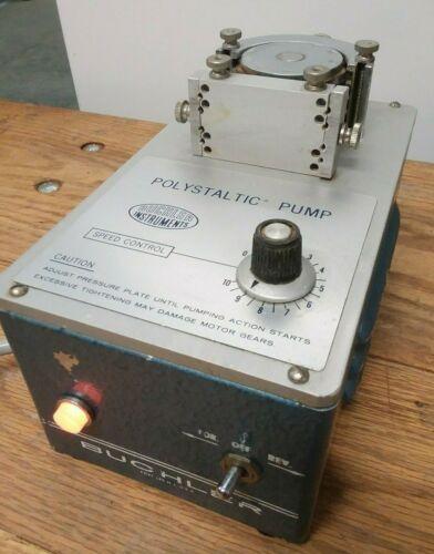 Buchler Polystaltic Fluid Transfer 4 Channel Pump