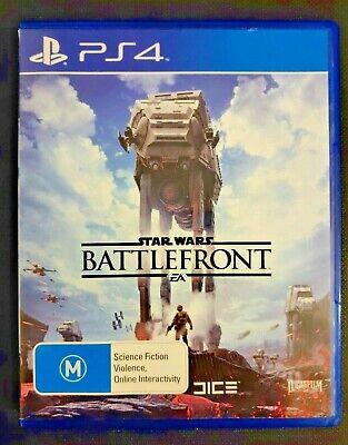 Star Wars Battlefront - PS4