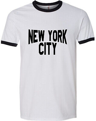 NEW YORK CITY T SHIRT, JOHN, IMAGINE, PARTY, AS WORN BY LENNON, ALL SIZES