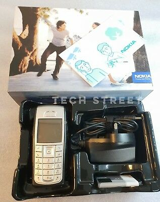 New Nokia 6230i - Silver-Black (Unlocked) Mobile Phone - 2 Years Warranty
