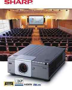 Stage Projector Sharp XG-P610X 6,000 Lumen! ( RRP $18,980 ) Auburn Auburn Area Preview