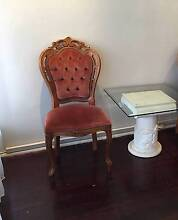 Vintage French Provincial Chair - Props Shabby Antique Wedding Sydney City Inner Sydney Preview